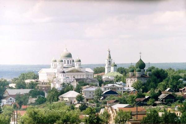 Нижний Новгород – Арзамас