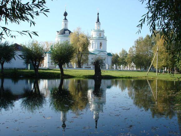 Нижний Новгород – Большое Болдино