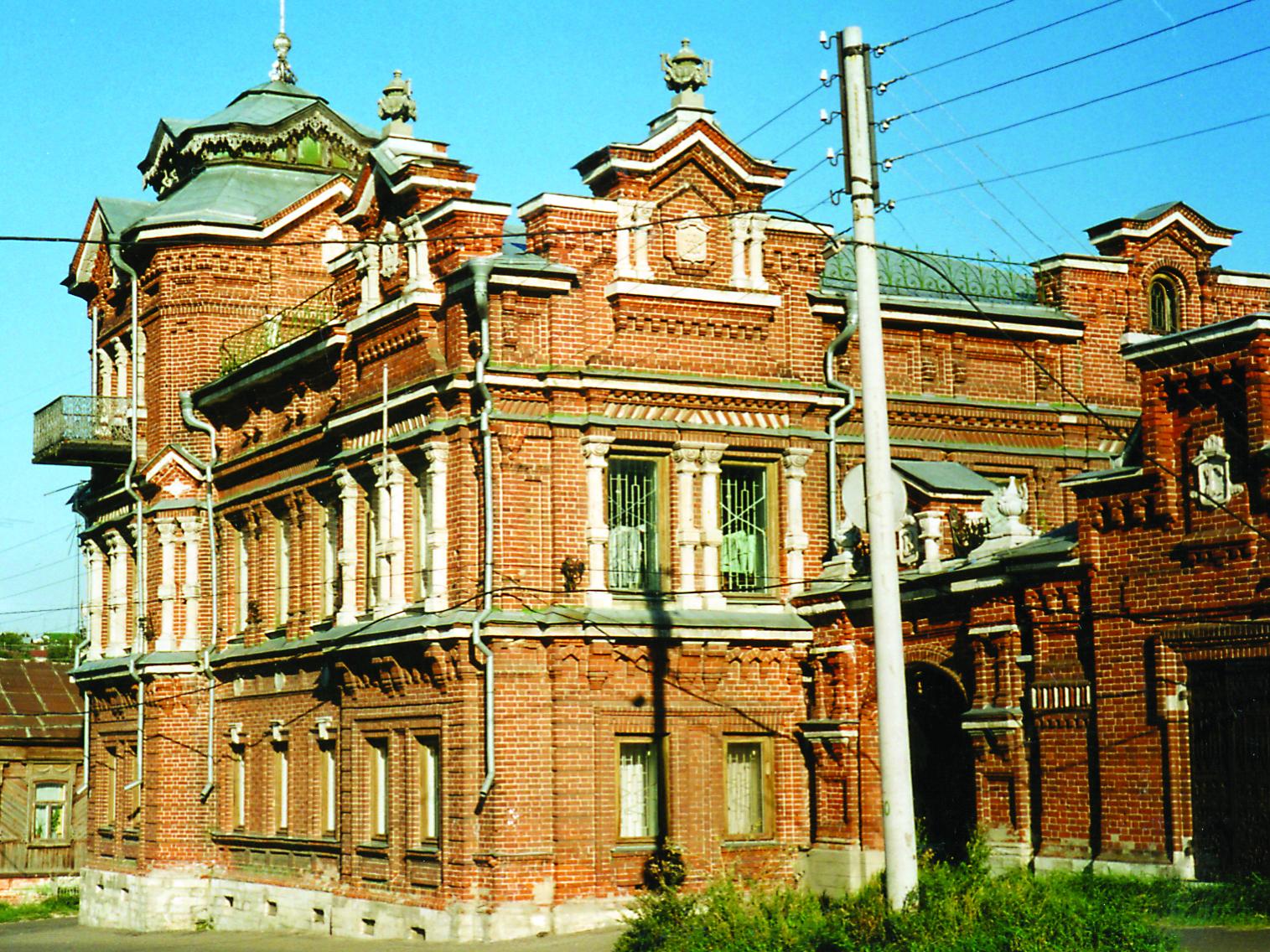 Богородск-Павлово-Казаково
